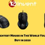 7 Best Lightest Mouse in The World You Should Buy in 2020 (Full Review)