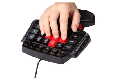 Cheap One Handed Gaming Wired Keyboard