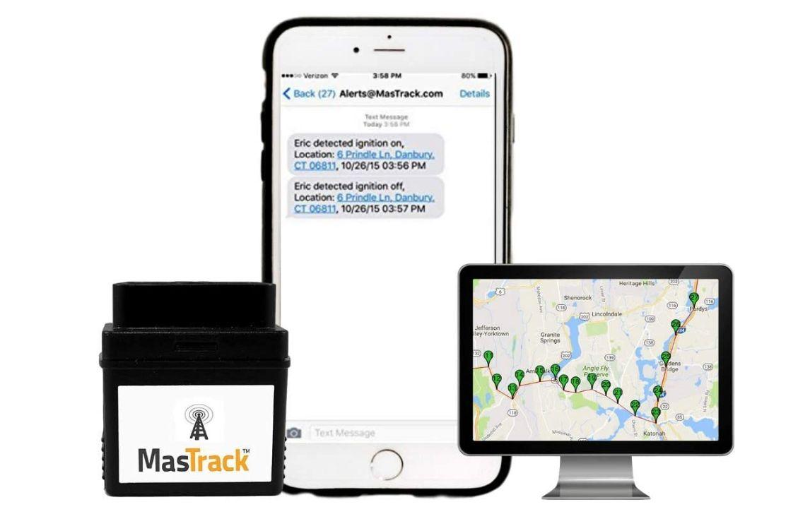 MasTrack- Premium Car GPS Tracker