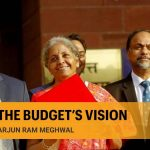 Budget's focus is on post-Covid growth, building back lives and livelihoods