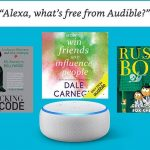 Here's how you can listen to free audiobooks on Alexa-powered devices this February