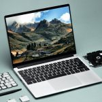 The Framework Laptop is a thin, light laptop with upgradeable parts
