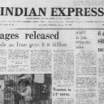 Forty Years Ago: January 21, 1981