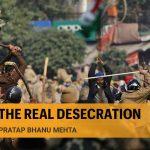 Pratap Bhanu Mehta writes on Republic Day violence, farmers protest