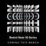 Redmi Note 10 tipped to launch on March 10, will it sport an AMOLED panel?