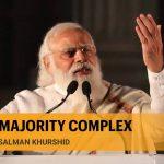 BJP believes that its legislative majority makes differing views irrelevant