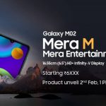 Samsung Galaxy M02 India launch on February 2: Check expected specifications