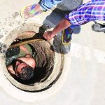 The vaccination of manual scavengers must be prioritised