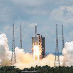 Uncrewed Chinese spacecraft successfully enters Mars orbit