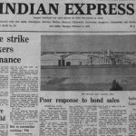 Forty Years Ago, February 3, 1981: LIC workers' strike
