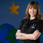 She beat cancer at 10. Now she's set to be the youngest American in space
