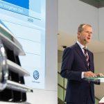 Volkswagen CEO Herbert Diess 'not afraid' of an Apple electric car