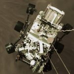 'Something we've never seen' – Mars rover beams back selfie from moment before landing