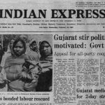 February 25, 1981, Forty Years Ago: Bonded Labour
