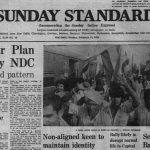 February 15, 1981, Forty Years Ago: Sixth Plan Approved