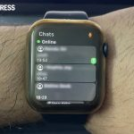 Want to use WhatsApp on Apple Watch? Try this third-party app