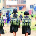 Sending girls back to school