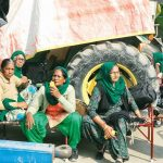 Women farmers are at Delhi borders as equal stakeholders, demanding a voice